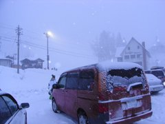 吹雪のたいらスキー場
