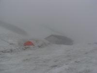 山の天気は変わりやすい
